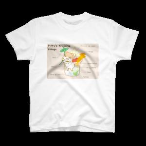 商品イメージ:Tシャツ Piffy's favorite things