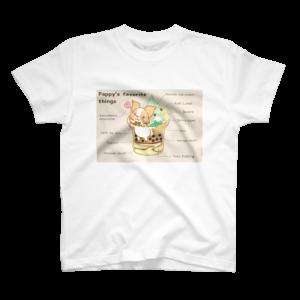 商品イメージ:Tシャツ Pappy's favorite things