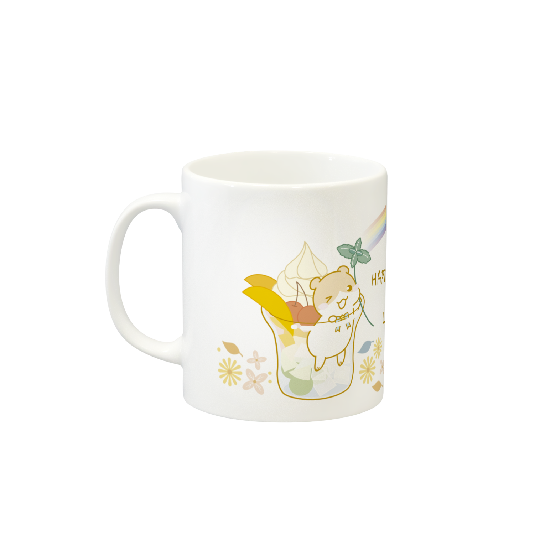 商品イメージ:マグカップ ピッフィー&パッピィー 1